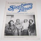 Sportsmen's Review Trapshooting Magazine may 14 1955