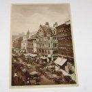 Vintage Postcard New Street Birmingham England