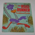 The Road Runner Tumbleweed Trouble Whitman Tell-a-Tale 1971 Hardcover