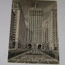 "Vintage Postcard ""Park Ave showing Grand Central BLDG"" New York City"