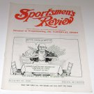 Sportsmen's Review Trapshooting Magazine august 12 1950