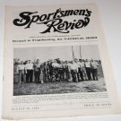Sportsmen's Review Trapshooting Magazine august 26 1950