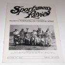Sportsmen's Review Trapshooting Magazine august 23 1952