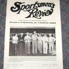 Sportsmen's Review Trapshooting Magazine august 19 1950
