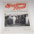 Sportsmen's Review Trapshooting Magazine july 14 1952