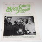 Sportsmen's Review Trapshooting Magazine may 1 1955