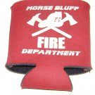 Morse Bluffs Fire Department Coozie