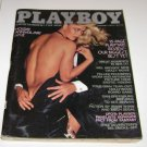 Playboy Magazine January 1978