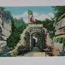 Vintage Postcard Fairyland Caverns Rock City Lookout Mountain
