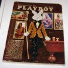 Playboy Magazine January 1972