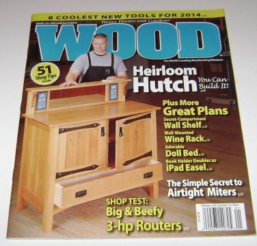 Better Homes and Gardens WOOD magazine Issue 223