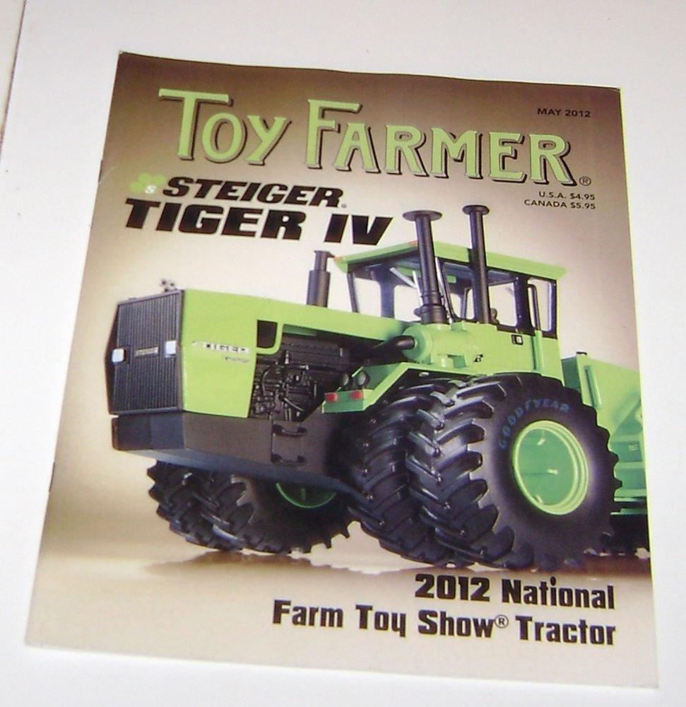 Toy Farmer Magazine may 2012