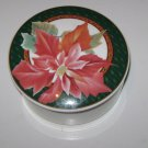 Mikasa-Holiday Fleur HK505/ 683 candy dish with Lid