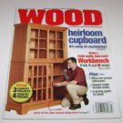 Better Homes and Gardens WOOD magazine Issue 163