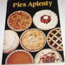 "Pies Aplenty Cookbook by the staff of ""Farm Wife News"" 1975"