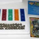 Magnetix 85 pieces - Translucent