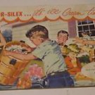 Vintage Proctor-Silex ... It's ice Cream Time Ice Cream Freezer Booklet