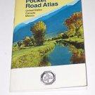 Vintage 1980s OLDSMOBILE Pocket Road Atlas RAND McNALLY U.S. Canada Mexico