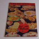 To Win New Cooking Fame Just Add Walnuts Recipes Cookbook Diamond Vintage Calif.
