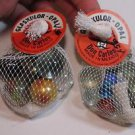 Don Carlos Glaskulor Marbles Opal Made In Mexico (2) bags