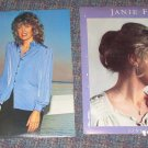 (2 Janie Fricke LP's Singer Of Songs & From The Heart Vinyl