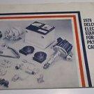 DELCO-REMY ORIGINAL ELECTRICAL EQUIPMENT G.M CARS 1978