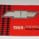 GM 1969 Chevrolet Owner's Manual