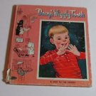 Davy's Wiggly Tooth by Marion Borden, Whitman Tell-a-Tale, 1964, HC
