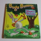 HC 1951 Bugs Bunny KEEPS A PROMISE,  a Children's Book by Whitman Publishing