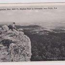 Vintage Postcard Mt Magazine Paris Arkansas