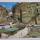 "Vintage Postcard Robin Hood Bay ""The Bay Hotel"""