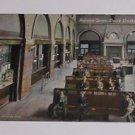 Vintage Postcard Interior Union Depot Omaha Nebraska