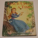 Vintage Rand McNally Junior Elf Book, Once Upon A Time 1960