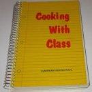 Marian High School Cookbook Omaha Nebraska 1981
