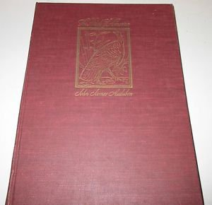 1946 The Birds of America, John James Audubon, MacMillan Company HC