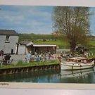 Vintage Postcard Britannia Inn Northampton