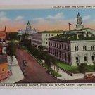 Vintage Postcard US Mint & Colfax Ave Denver Colorado