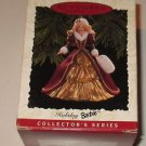 NIB Hallmark Keepsake Holiday Barbie Ornament 1996 Series- 4