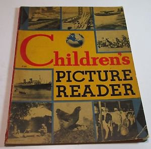 Childrens Picture Reader John Y. Beaty 1938  Artist & Writers Guild