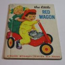1949 The Little Red Wagon, A Rand McNally Jr. Elf Book
