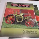 RED POWER IH & Farmall Enthusiasts Collectors Magazine march april 2005