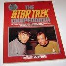 Star Trek Compendium by Allan Asherman (1986, Paperback)