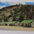 Postcard Whispering Pine Motel & Cabins Estes Park Co ~Colorado~~~~~~~~~~~~~~~~~