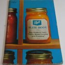 Ball Blue Book Edition 28 1969 guide to canning & freezing