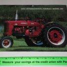1941 International Farmall Model MD Calendar Print