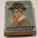 """Jackie Cooper"" Movie Star of Skippy & Sooky The Big Little Book 1933"