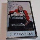 Joseph F. Havelka Accordianist Cassette tape