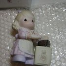 "Precious Moments "" A Special Toast To Precious Moments "" 1997 Symbol Membership C0017"