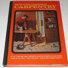The Practical Handbook of Carpentry 1969 Instructional HC Book RJ DeCristoforo