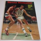 SPORTS ILLUSTRATED NOV 13 1972 John Havlicek Paul Silas Johnny Rodgers Feature